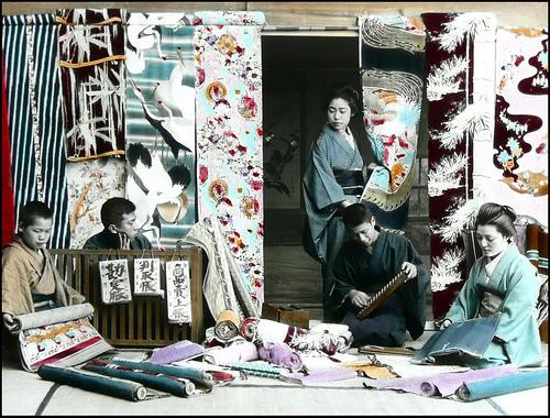 kimono silk store