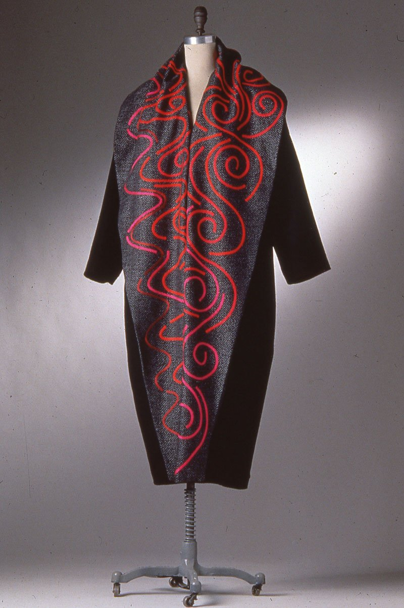 Appliqué and Pieced Coat | Archives | Ann Williamson