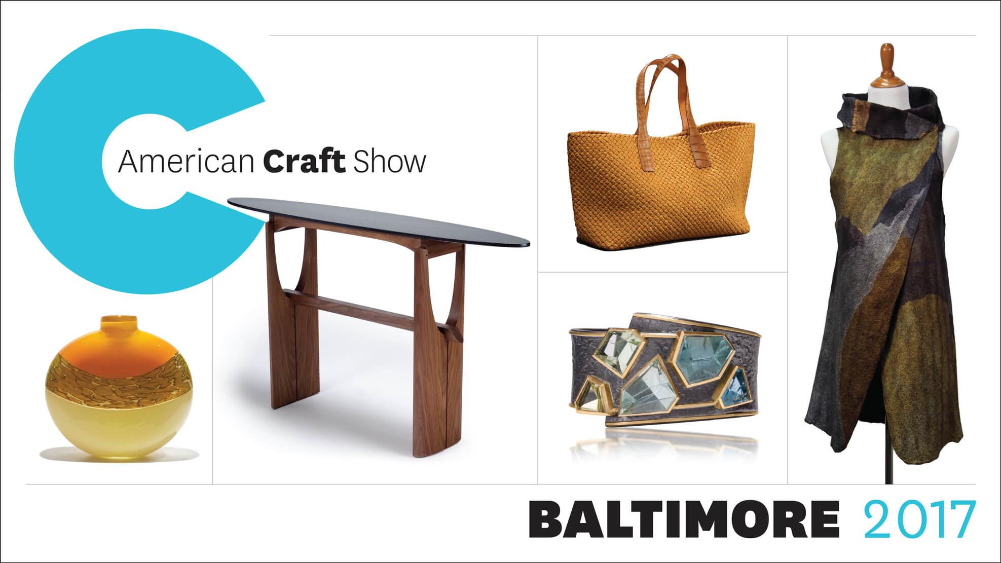 American Craft Show San Francisco