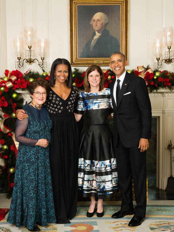Christmas Party at the White House!