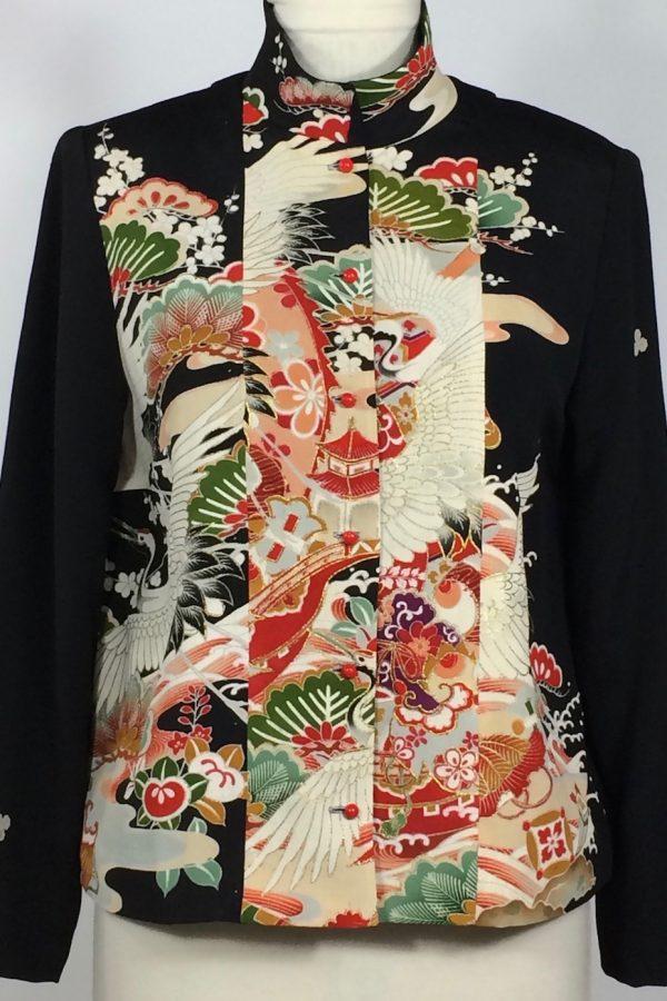 Japanese Kimono Fabrics